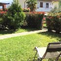 Marina di Massa, Ferienwohnung Merry - Garten