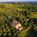 Toskana Landhaus 12 Personen nahe Pisa zu  für 1400
