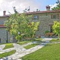 Ferienhaus Cortona - Casa Angela, Aussenansicht