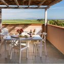 Toskana Südküste Ferienwohnung Vedetta, Terrasse