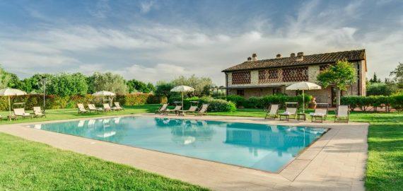 Ferienwohnung Provinz Florenz, Aussenansicht