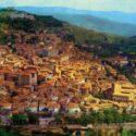 Die Stadt Cortona
