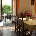 Toskana Ferienwohnung mit Garten - Garten