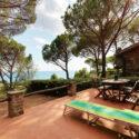 Sommerhaus Castiglione della Pescaia - Villetta Piemonte