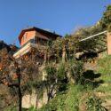 Toskana Ferienhaus in Panoramalage - Aussenansicht