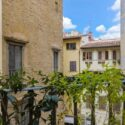 Stadtwohnung Florenz Santa Croce - Balkon