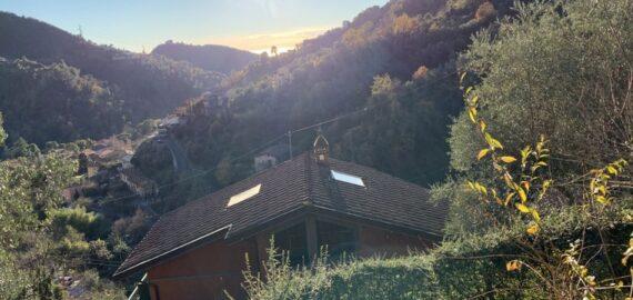 Toskana Ferienhaus in Panoramalage - Lage
